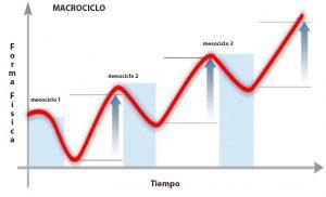 macrociclo y mesociclos de entrenamiento de escalada deportiva