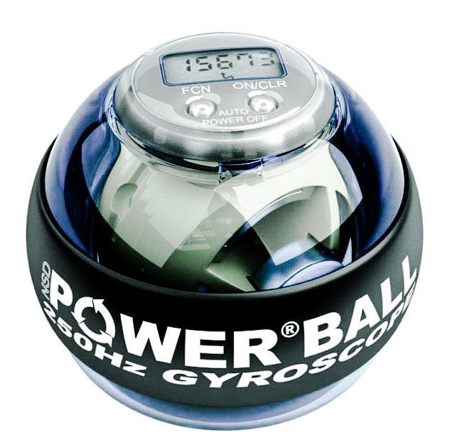 powerball para rehabilitacion de lesiones o entrenar antebrazo por escaladores en amazon