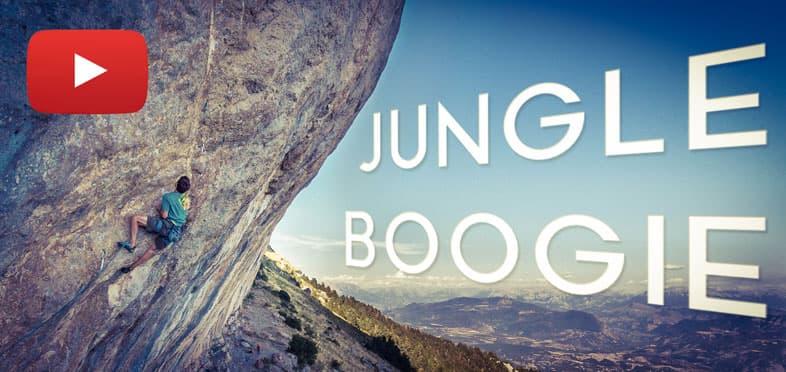 vídeo de escalada deportiva de stefano ghisolfi en jungle boogie 9a+ y first round first minute 9b