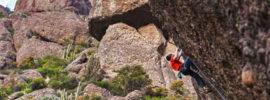 vídeo de escalada en Chile en las chilcas
