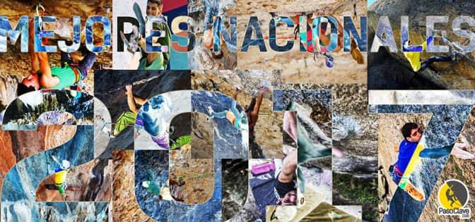 vídeos de los mejores escaladores españoles y escaladoras