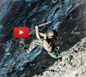 patxi usobiaga en el video de la sportiva legend en pachamama, oliana