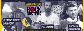 vídeo de Adam Ondra, Patxi Usobiaga y Pablo Scorza en Margalef con Rockbusters