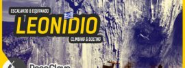 Vídeo de escalada en Leonidio, Grecia