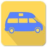 aplicación para saber dónde dormir gratis con la furgoneta
