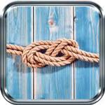 aplicación con manuales de nudos de escalada