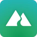 aplicación para trail running o trekking