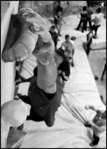 escalar en gimnasios es el deporte más completo