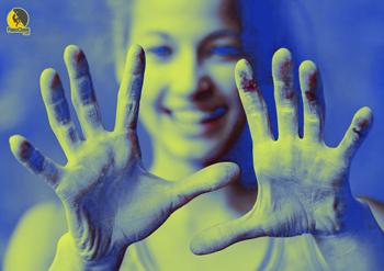 La escaladora Sasha Digiulian sobre el cuidado de la piel de sus manos
