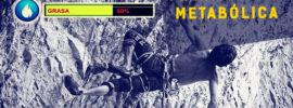 escalador con buena flexibilidad metabólica