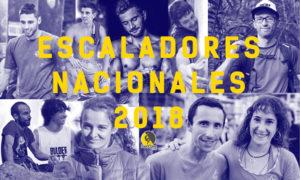 vídeos de los mejores escaladores nacionales