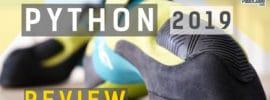 Review pies de gato Python de la Sportiva