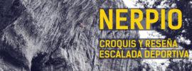 croquis y reseñas de escalada deportiva en Nerpio