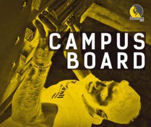 campus board para entrenar potencia de escalada