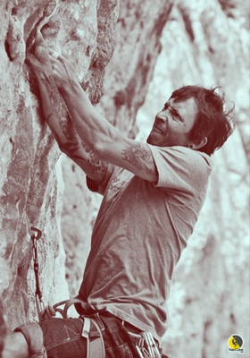 Por qué me canso escalando