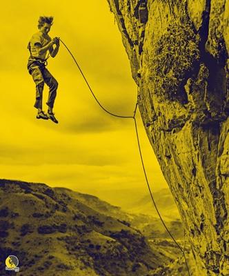 Guía sobre el cuidado de la cuerda de escalada