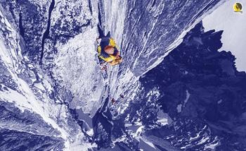 escaladores entrenando la capacidad aeróbica en escalada alpina