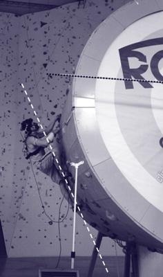 estudio de la capacidad aeróbica en la escalada