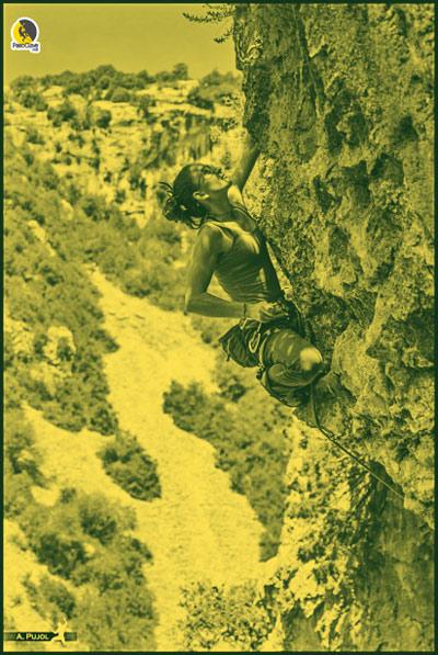 beneficios de la escalada deportiva en la naturalez