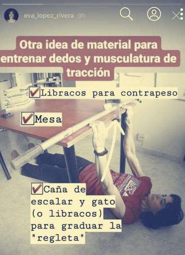 consejos de Eva López para entrenar en casa durante el confinamiento por Covid-19