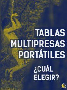comprar tabla multipresas portátil