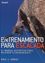 entrenamiento para escalada, Eric Hörst