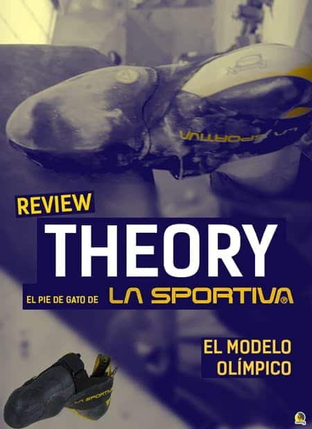 Review del pie de gato Theory de la Sportiva