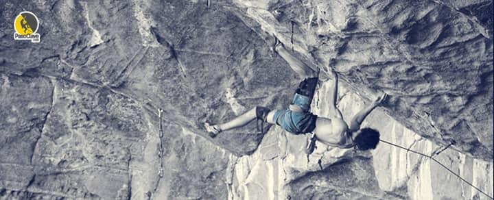 Adam Ondra escalando en Silence y entrenando el ritmo y los reposos