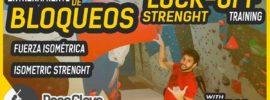 Vídeo de entrenamiento de bloqueos para escalada