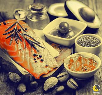 Alimentos con omega 3 para escaladores