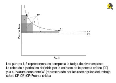 Cómo calcular la fuerza crítica en escalada deportiva y boulder