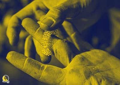 anillo masajeador para los dedos