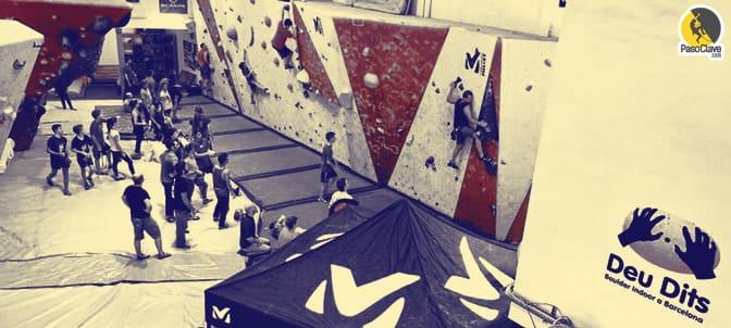 escalada en rocódromos es el mejor deporte