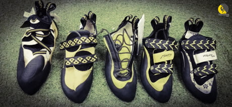 zapatillas de escalada la sportiva