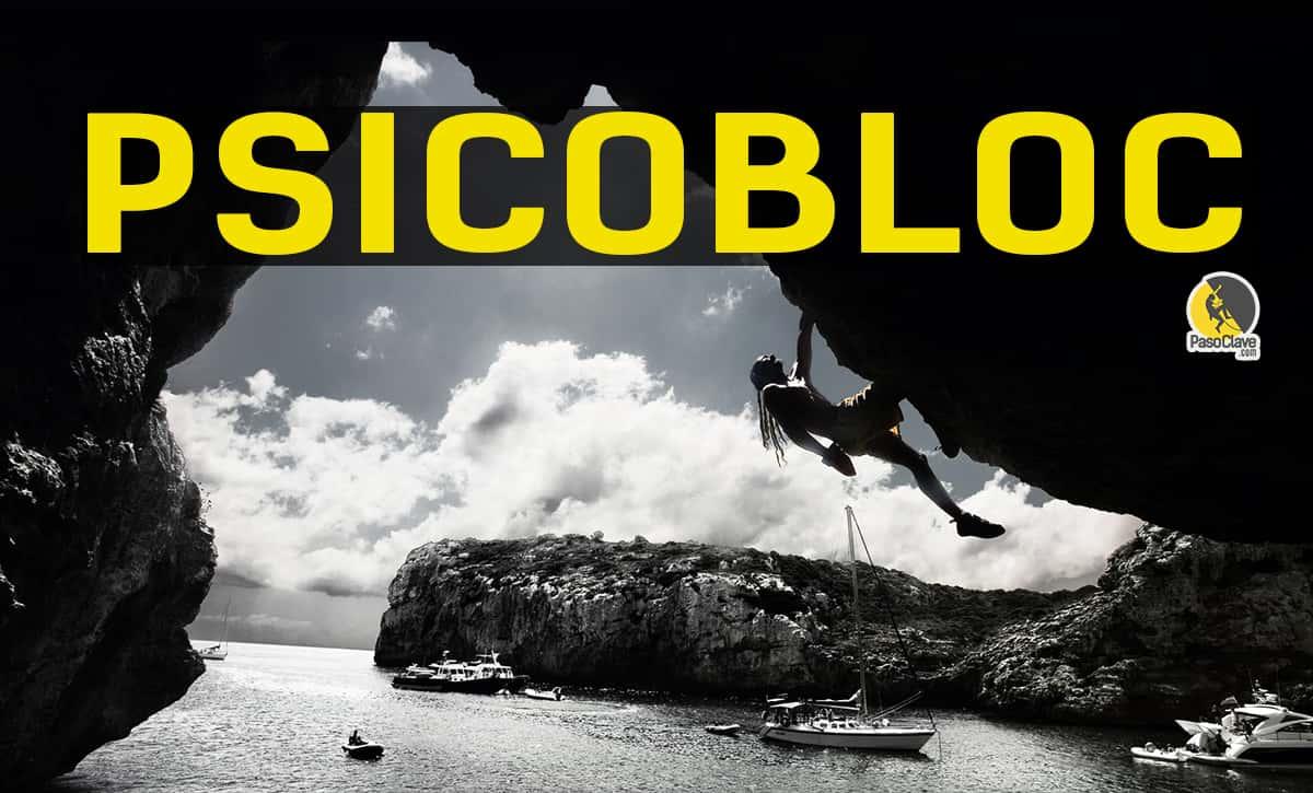 Psicobloc, la escalada sobre el mar