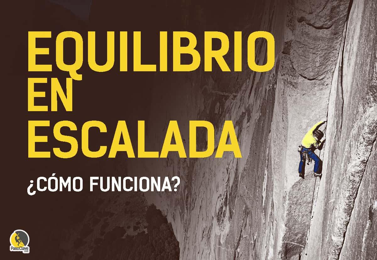 ejercicios de equilibrio y técnica para escalada y boulder