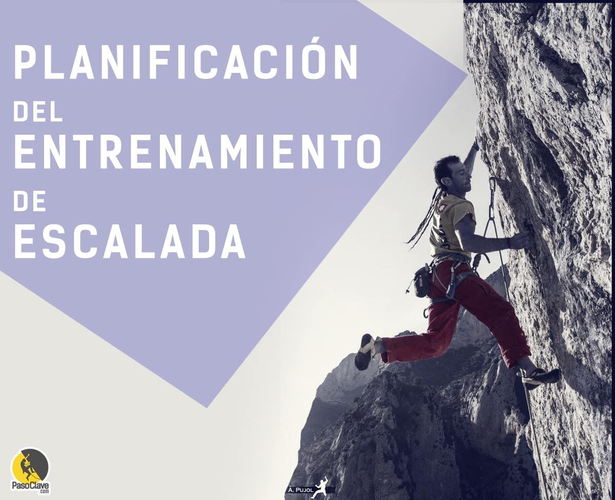 Planificación del entrenamiento de escalada
